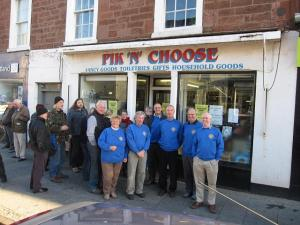 Rotary Charity Shop Raises £6000