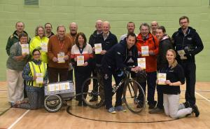 Charity Cycle Ride 2018