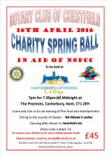 Charity Spring Ball