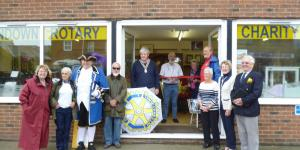 Sandown Rotary Charity Furniture Store