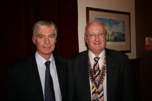 Charles Young Chief Executive of The Greenock Medical Aid Society