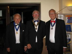 Club Charter and Handover 2010
