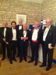 Our 16th Charter Anniversary Dinner on 21st April 2015