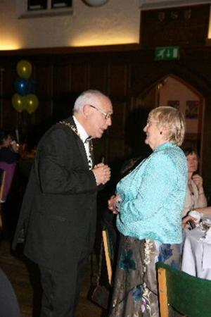 Club's 1st Anniversary Charter Evening