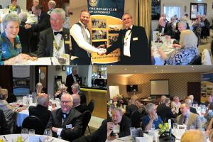 Charter Night at Bentham Golf Club