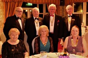 OUR 80th CHARTER CELEBRATION EVENT AT WOODLANDS HOTEL
