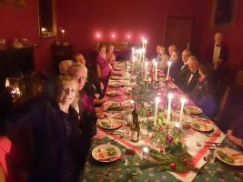 Twelfth Night Dinner at the Judges Lodges
