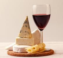 Cheese & Wine -  Fund-Raising Event