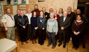 Ellesmere Rotary Club's Christmas Appeal Presentation Night