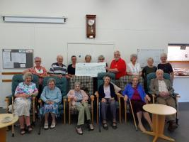 Burwell Day Care Centre receive £439