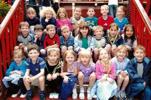 2005 Chernobyl Children Visit Bridlington Inner Wheel