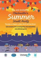 Chichester Summer Street Party