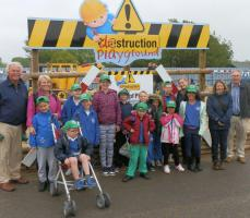 Tenby School Children enjoy Rotary KidsOut Day!