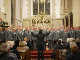 Choirs Concert on 21 March in St Barts Church