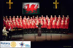 The South Wales Male Choir Concert