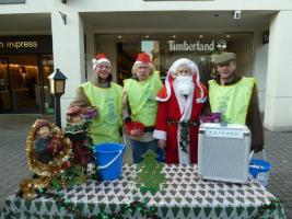 Annual Christmas Charity Collections
