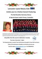 5th Dec Christmas Concert at Lancaster Town Hall