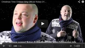 South West Rotarians release Christmas Song!