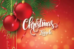 Sunday 15 December 2019 @ 12.30 for 13.00 Xmas Lunch