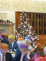 19 December 2012 - Club's Christmas lunch is a happy occasion