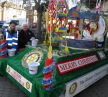 BIG 'THANK YOU' TO COWES SHOPPERS & RESIDENTS