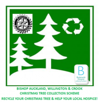 Christmas Tree Collection Scheme 2020