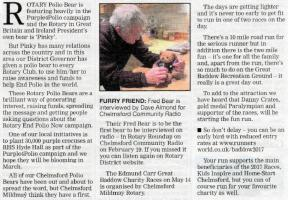 Essex Chronicle 23 February 2017
