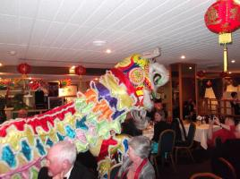 Charter evening at Chungs Of Mapperley