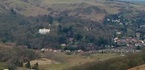 The Longmynd at Church Stretton