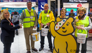 1st March 2017 - Children in Need- Paul Fisher