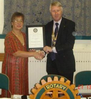 Citizen of the Year -Judy Townsend