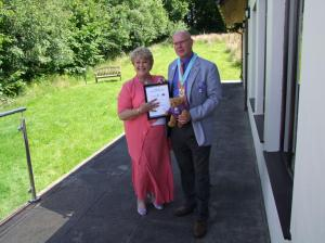 Plympton Rotarian Recognised for Promoting Young Musicians