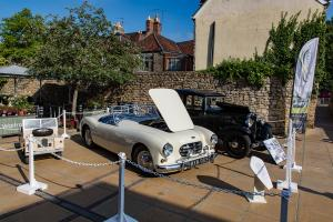 Publicity for Classics and Supercar Show