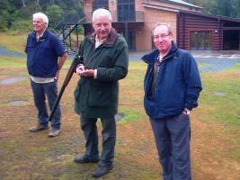 Rotaventure - Clay Pigeon Shooting at The West Midlands Shooting Ground