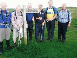 Sponsored Walk in Aid of Marie Curie Hospice and Other Charities
