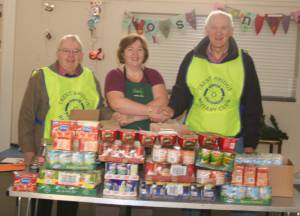 Clifton Food Bank presentation