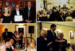 2016 Presidents' Evening Christmas Party at The Old Hall