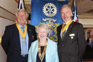 Dundee Rotary Club appoints first female president