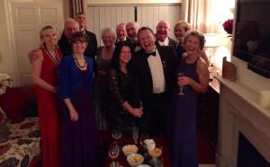 Pontypool 90th Anniversary Dinner