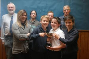 Dornoch Primary RotaKids successful six months.