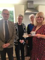 Coffee Morning October 2019