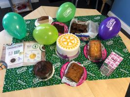World's Biggest Coffee Morning 2018