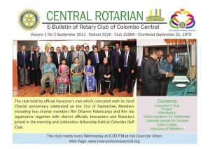 Rotary Club of Colombo Central