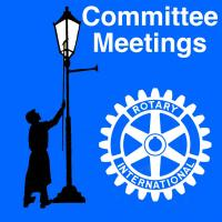 Committee Meetings and Induction of Marjorie Spencer