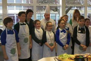 First Welwyn Hatfield Young Chef Competition