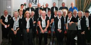 Concert for Aaron House Care Home, Penicuik