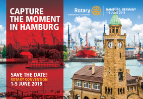 Rotary International Convention - Hamburg 2019