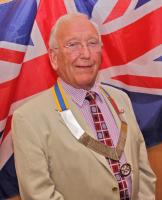 51st President of The Rotary Club of Fleet
