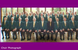 Welsh Choir visit in March 2013