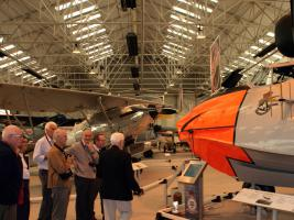 Vocational Trip to RAF Museum Cosford